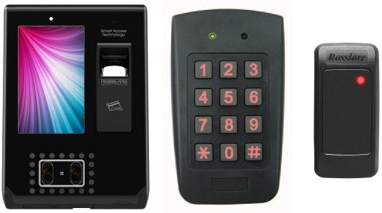 Door Access Card Reader System